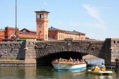 Malmö: Excursão Turística de Barco
