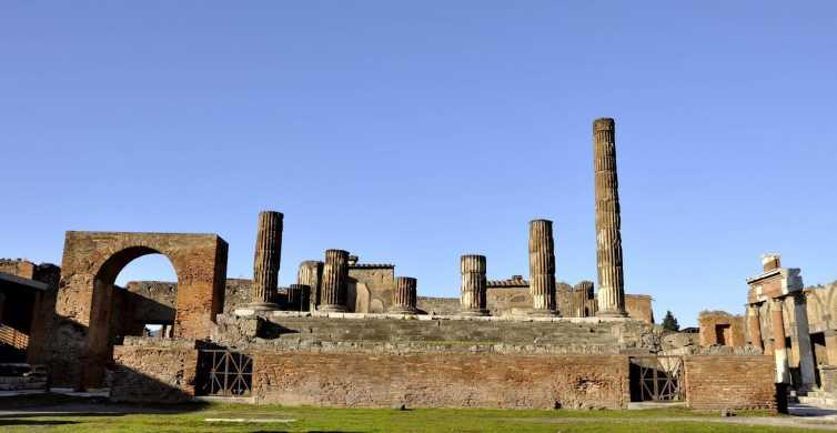 Trasferimento da Napoli Cruise Port a Pompei