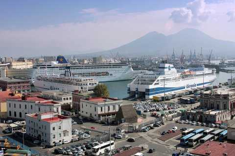 From Naples Port: Private Transfer to Mount Vesuvius