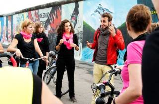 """Berlin: Geführte Radtour """"Arm, aber sexy"""""""