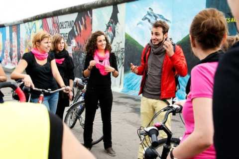 Berlin: cykeltur i alternativa Berlin