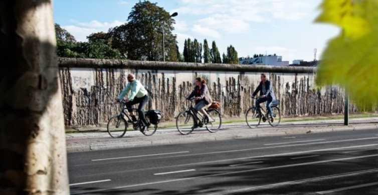 Berlin: Guidad cykelrundtur om Berlinmuren och Tredje riket