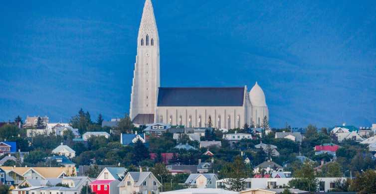 Reykjavík-Sightseeing & Gullni hringurinn Express