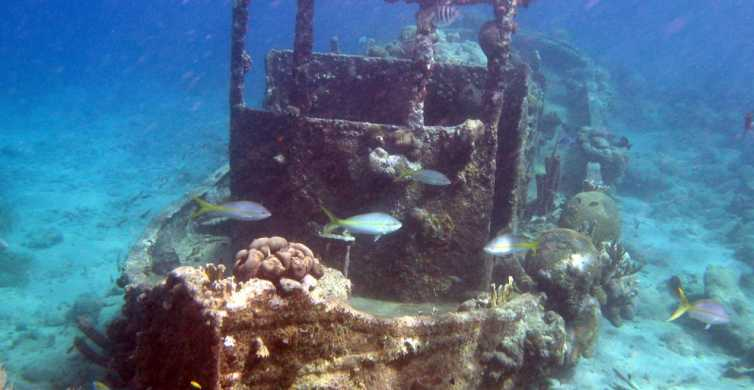 From Willemstad: Tugboat Reef Snorkel and Fort Beekenburg