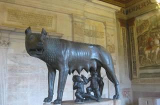 Ab Civitavecchia: Ganztägige Sightseeingtour durch Rom