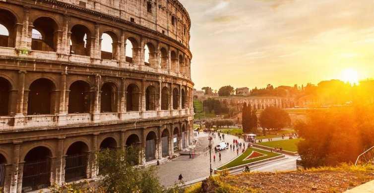 Rome Classics Full-Day Private Walking Tour
