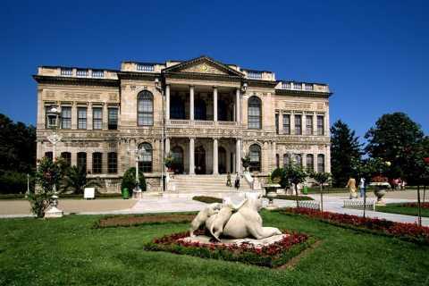 Istambul: Camlica Hill e passeio guiado pelo Palácio Dolmabahçe