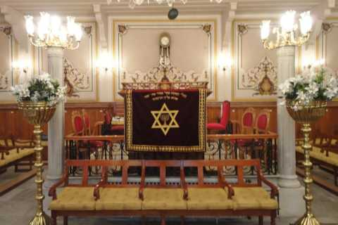 Istanbul: Jewish District 3-Hour Walking Tour