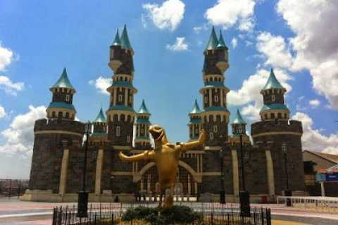 Isfanbul: Theme Park and Shopping Mall Day Tour