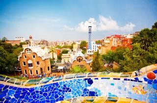 Barcelona für Sparer: Führung Sagrada Familia und Park Güell