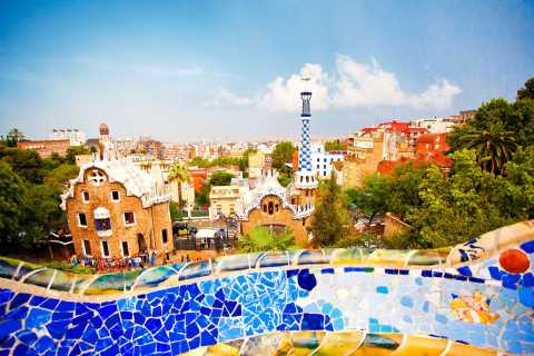 Barcelona Saver: Sagrada Familia and Park Güell Guided Tour