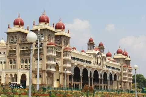 Private Full Day Mysore Excursion from Bangalore