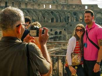Rom an 1 Tag: Kleingruppentour mit Vatikan & Kolosseum