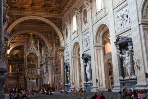 St. John Lateran, Holy Stairs & Baptistery Private Tour