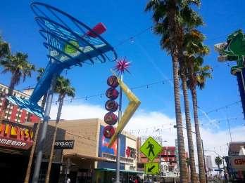 Las Vegas: Rundgang auf der Fremont Street
