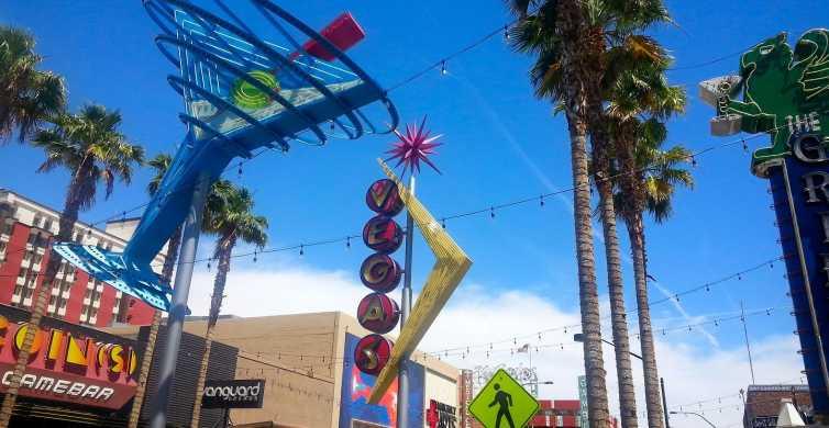 Las Vegas: Fremont Street Walking Tour