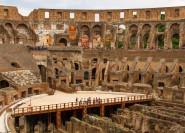 VIP-Tour Kolosseum: Untergrund, Arena und 3. Ebene