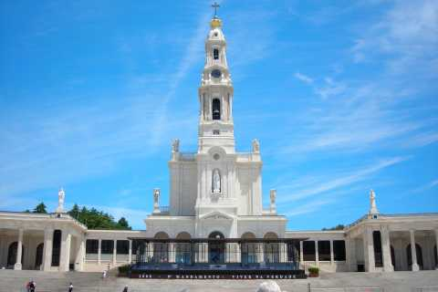 Lisbon and Fatima Sanctuary Full-Day Private Tour