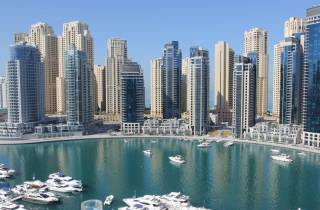 Magisches Dubai: Tagestour mit Burj Khalifa-Ticket