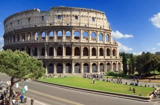 Vatikanstadt und Antikes Rom: Tagestour in kleiner Gruppe