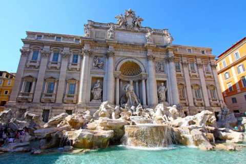 3-Hour Rome Fountains and Squares Tour