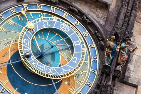 Prague 3-Hour Tour with Astronomical Clock Admission