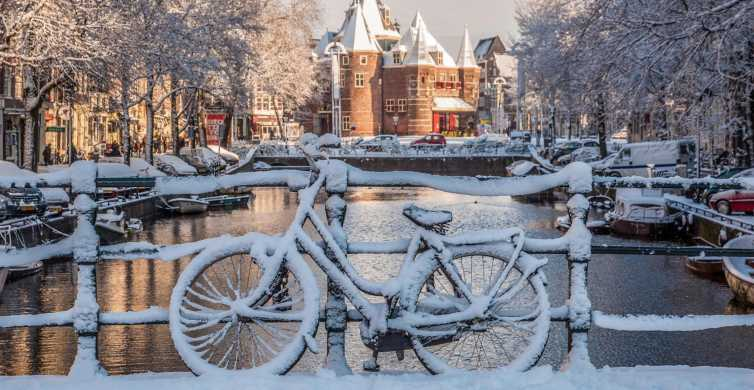 Amsterdam Winter Walking Tour