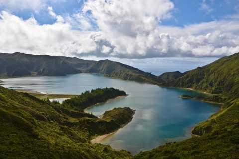 Sao Miguel Island: Fire Lake Half-Day Tour