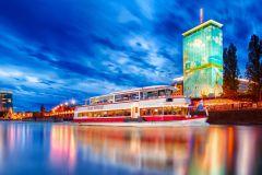 Viena: Cruzeiro Canal Danúbio 1 Hora