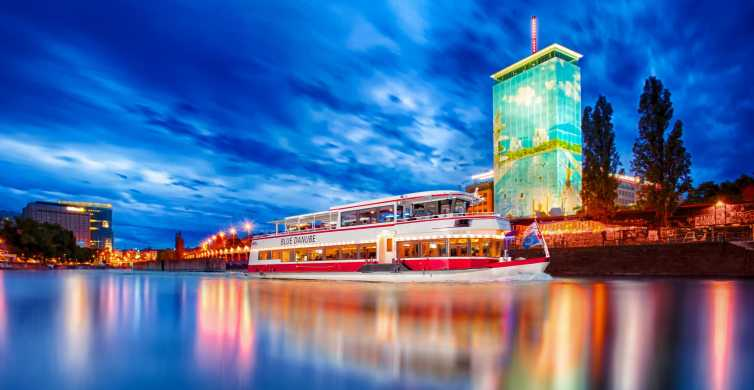 Vienna: 1-Hour Boat Tour on the Danube Canal