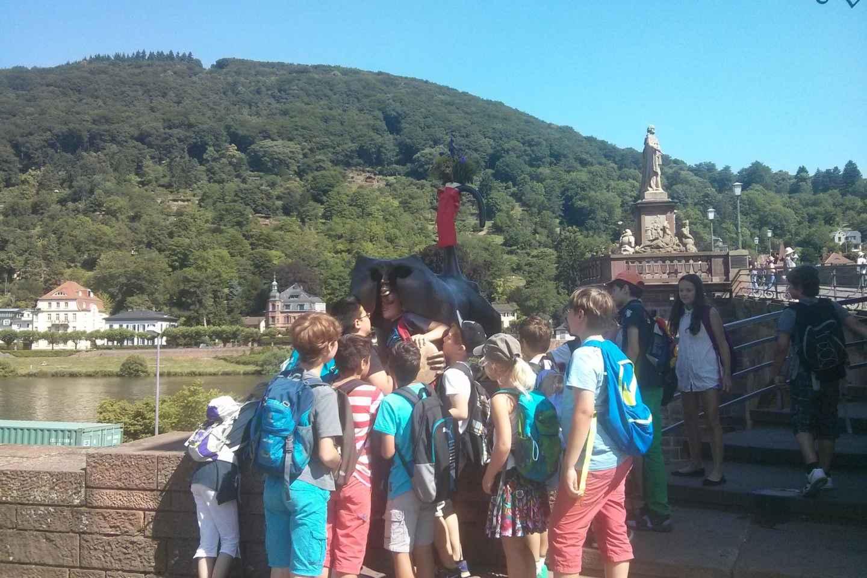 Heidelberg: Altstadtführung für Schüler