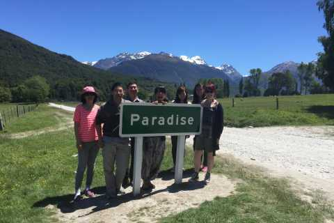 From Queenstown: Into the Vale of the Wizards Tour