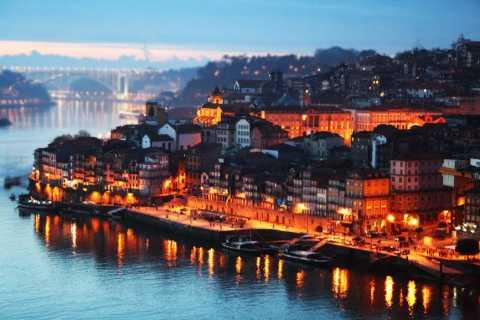 Porto: Half-Day City Tour with Wine Tasting