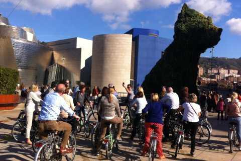 Bilbao: 3-Hour Guided Bike Tour