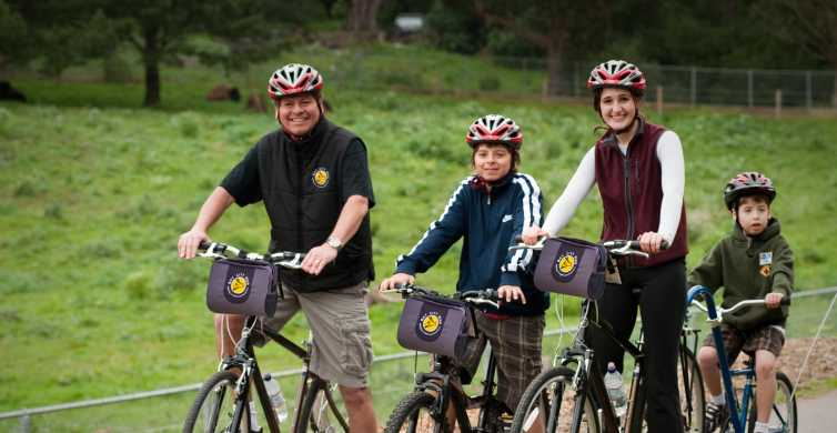 Golden Gate Park: Full-Day Self-Guided Bike Tour