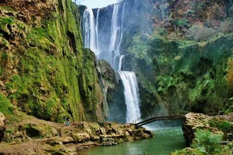 From Marrakech: Ouzoud Falls Day Trip