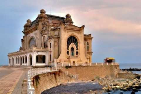 Desde Bucarest: Mar Negro y Constanta