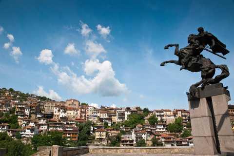 Desde Bucarest: día completo Veliko Tarnovo ciudad de los zares