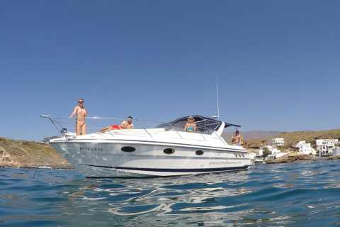 Tenerife: All-Inclusive Private Motor-Boat Tour