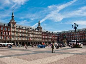 Rundgang durch Madrid und Prado ohne Anstehen