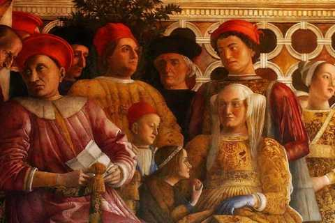 Mantova City Center and Ducal Palace: 3-Hour Guided Tour