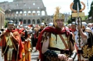 Ohne Anstehen: 3-stündige Tour Kolosseum und Forum Romanum