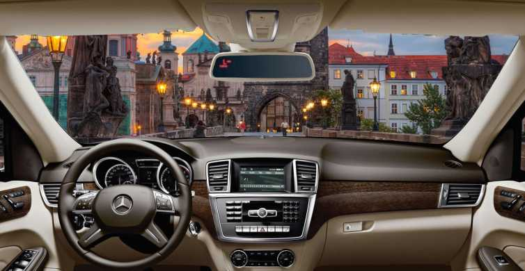 Prague: Private Transfer to Vaclav Havel Airport (PRG)
