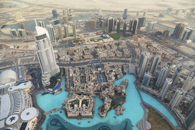 Modern Dubai Day Tour with Burj Khalifa & Burj al Arab