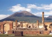 Tagesausflug nach Pompeji und Amalfiküste von Rom