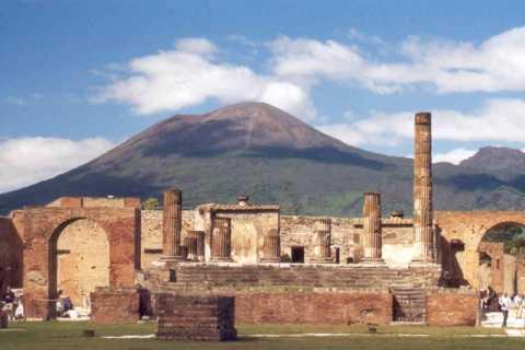Day Trip a Pompei e Costiera Amalfitana da Roma