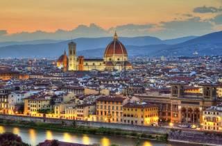 Florenz und Pisa: ganztägige Kleingruppentour ab Rom