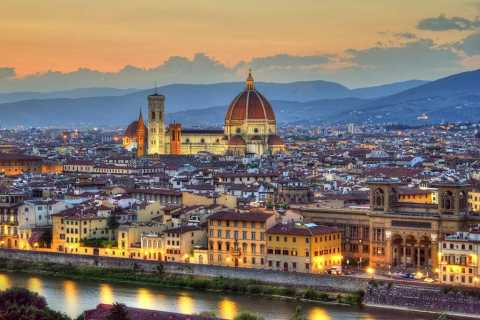 Florence and Pisa: Full-Day Small-Group Tour from Rome