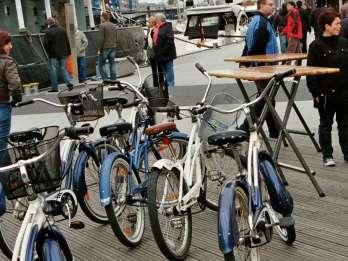 Hamburg per Rad: Innenstadt, Alster & Szenekiez