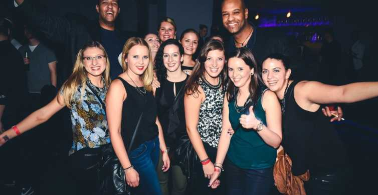 Hamburg: Club & Pub Party-Tour auf St. Pauli